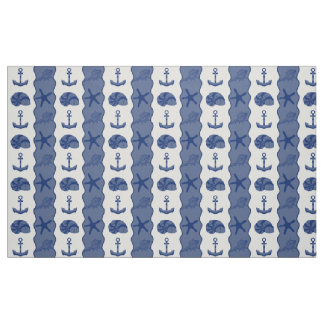 PH&D Seaside Stripe Fabric Navy
