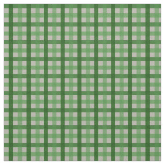 PH&D Small Check Fabric Mint Green