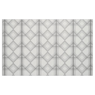 PH&D Suzanne Geometric Fabric Monochrome