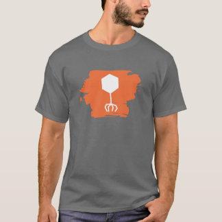 Phage Logo T-Shirt (Orange)