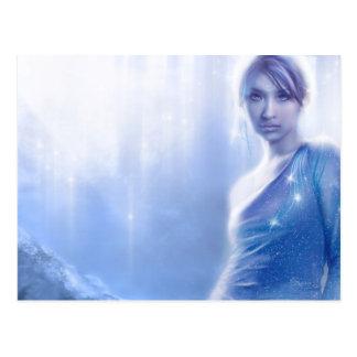 Phaidra Celestial Beauty Postcard