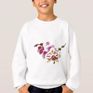 Phalaenopsis Orchid Flower Bouquet Sweatshirt