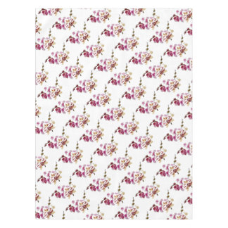 Phalaenopsis Orchid Flower Bouquet Tablecloth