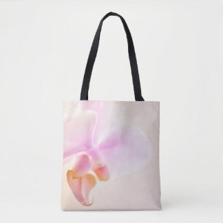 Phalaenopsis Orchid Glad Dawn 'Pink Cheer' Tote Bag