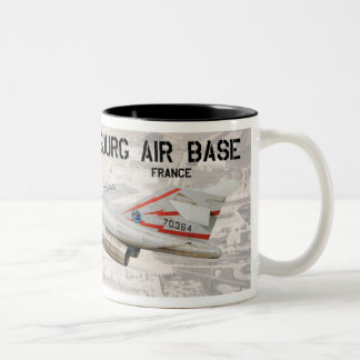 Phalsbourg Air Base (France) Two-Tone Coffee Mug