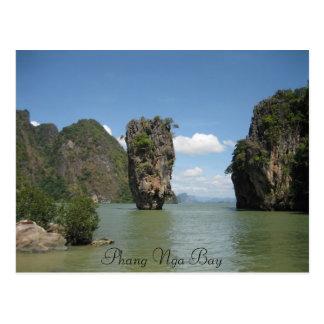 Phang Nga Bay Postcard