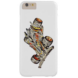 PHANTOM 19603 BLADE - ABSTRACT 01 BARELY THERE iPhone 6 PLUS CASE