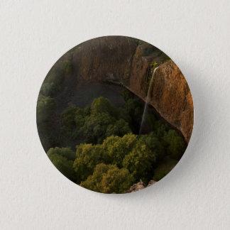 Phantom Falls Disappearing Act, Chico CA 6 Cm Round Badge