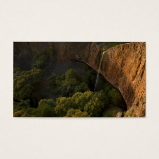 Phantom Falls Disappearing Act, Chico CA Business Card