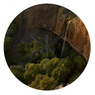 Phantom Falls Disappearing Act, Chico CA Wall Clocks