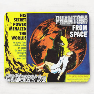 """""""Phantom From Space"""" Mousepad"""