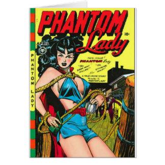 Phantom Lady Card