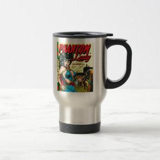 Phantom Lady Travel Mug