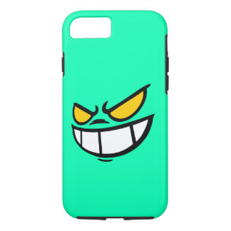 Phantom Smile™ Brand Aqua iPhone 7 Case