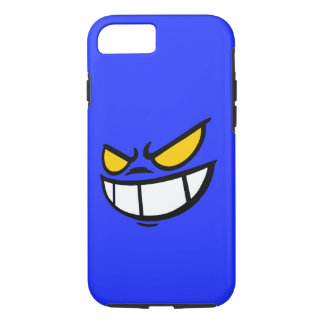 Phantom Smile™ Brand Blue iPhone 7 Case