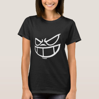 Phantom Smile™ Brand Dark & White Tee