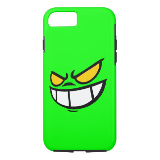 Phantom Smile™ Brand Green iPhone 7 Case