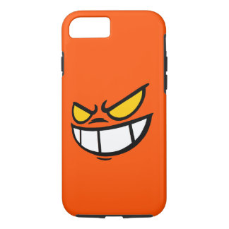 Phantom Smile™ Brand Orange iPhone 7 Case