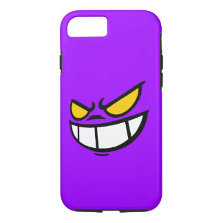 Phantom Smile™ Brand Purple iPhone 7 Case