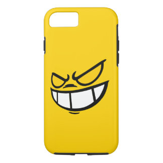 Phantom Smile™ Brand Yellow iPhone 7 Case