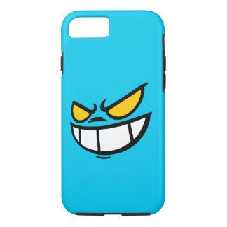 Phantom Smile™ Sky Blue iPhone 7 Case