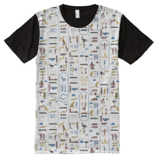 Pharaoh All-Over Print T-Shirt