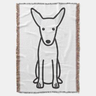 Pharaoh Hound Dog Cartoon