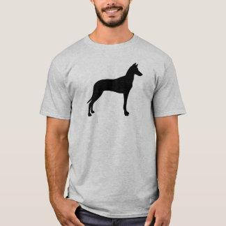 Pharaoh Hound Silhouette T-Shirt