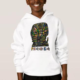 """Pharaoh Kat"" Boys' Hoodie"