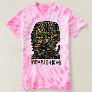 """Pharaoh Kat"" Women's Cyclone Tie-Dye T-Shirt"