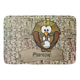 Pharaowl bathmat bath mats