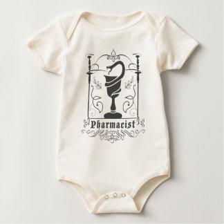 pharmacist baby bodysuit