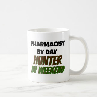 Pharmacist by Day Hunter by Weekend Coffee Mug