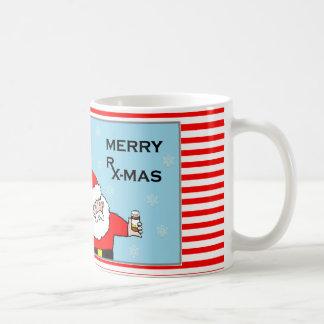 pharmacist holidays coffee mug