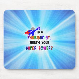 Pharmacist Humor Mouse Pad