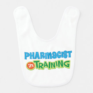 Pharmacist in Training Kids Shirt Bib