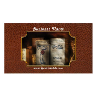 Pharmacist - Medical Cures Pack Of Standard Business Cards