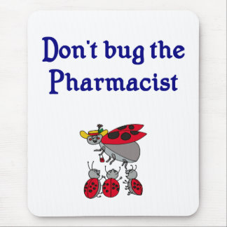 Pharmacist Mouse Pad
