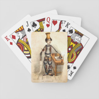 Pharmacist: Vintage Apothecary Image Playing Cards