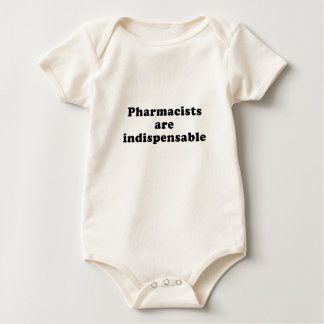 Pharmacists are Indispensable Baby Bodysuit