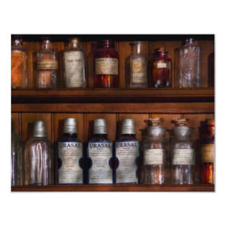 Pharmacy - Bonafide Cures Custom Invitation