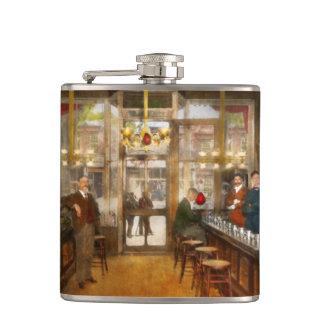 Pharmacy - Congdon's Pharmacy 1910 Hip Flask