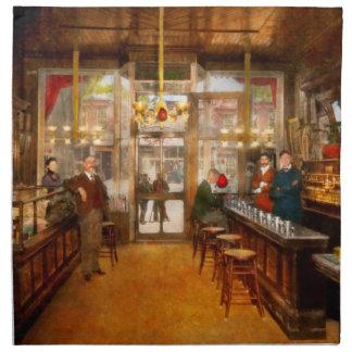 Pharmacy - Congdon's Pharmacy 1910 Napkin