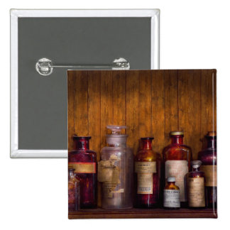 Pharmacy - Liniment, Lozenges, & Antiseptic Buttons