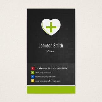 Pharmacy - Medical Care Creative Innovative Business Card