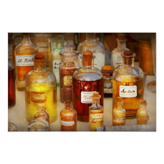 Pharmacy - Serums and Elixirs