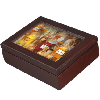 Pharmacy - Serums and Elixirs Keepsake Box