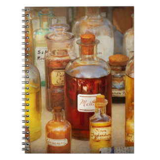 Pharmacy - Serums and Elixirs Notebook