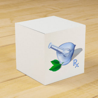 Pharmacy Symbols Favour Box