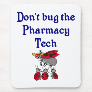 Pharmacy Tech Mousepad